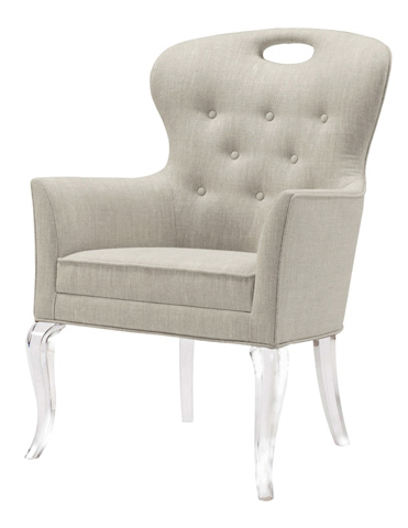 Belle Meade Signature - Cabriole Leg Dining Chair - 4067A