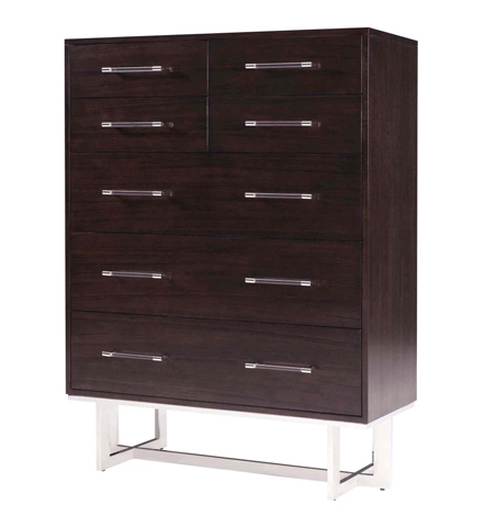Belle Meade Signature - Oliver Modernist Chest of Drawers - 6084