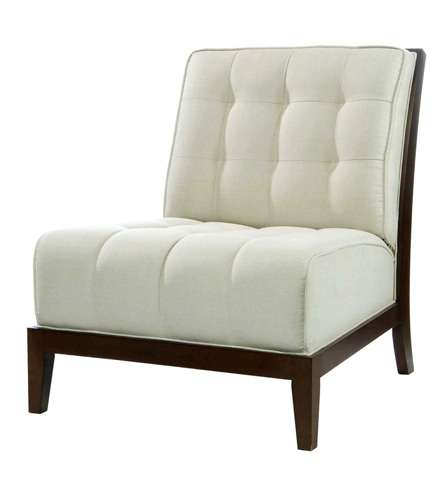 Belle Meade Signature - Connor Tufted Slipper Chair - 2000