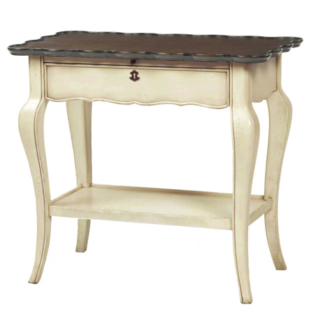 Belle Meade Signature - Lucille Country French Lamp Table - 5004