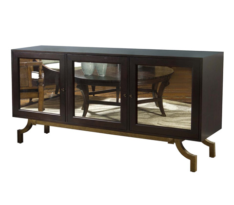 Belle Meade Signature - Maxwell Old Hollywood Sideboard - 6012