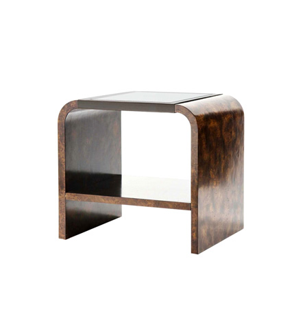 Belle Meade Signature - Nina Luxe Waterfall Lamp Table - 6075