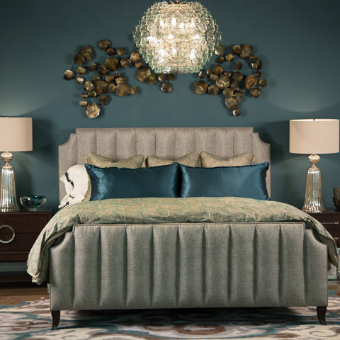 Image of Megan Collection Queen Bedroom Set