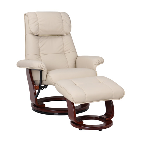 Image of Ventura Taupe Swivel Glider