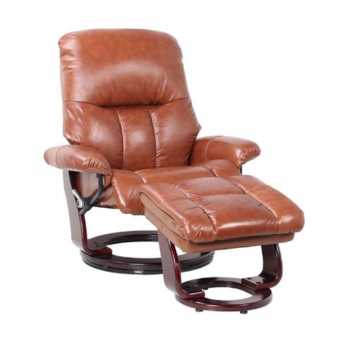 Benchmaster Furniture - Sienna Llama Swivel Glider - 7493-055-19