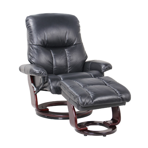 Image of Sienna Ebony Swivel Glider
