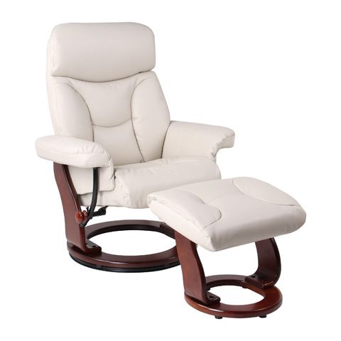 Image of Emmie Taupe Recliner