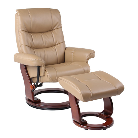 Benchmaster Furniture, Llc - Rosa Brown Sugar Recliner - 7583D-002AF-29