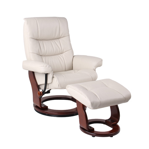 Image of Rosa Taupe Recliner