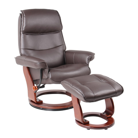 Image of Katy Chocolate Recliner