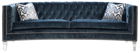 Image of McCormick Tufted Back Sofa