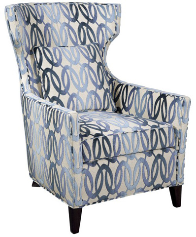 Image of Goodman Wing Chair