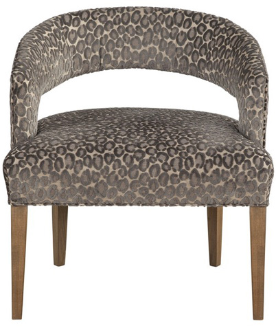 Emerson Bentley - Grant Open Back Chair - 1307-01