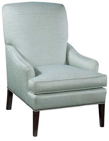 Emerson Bentley - Armstrong Chair with Slipper Arms - 1311-01