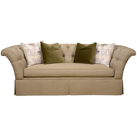 Emerson Bentley - Mancini Sofa with Flared Arms - 190-03