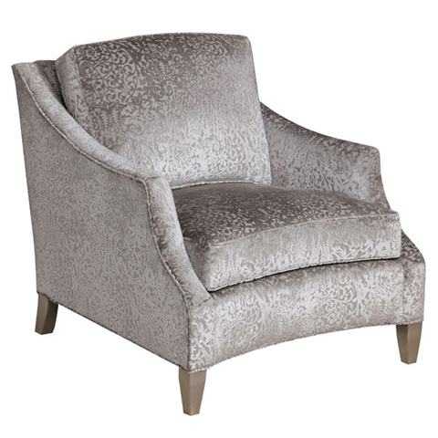 Emerson Bentley - Anderson Club Chair - 254-01