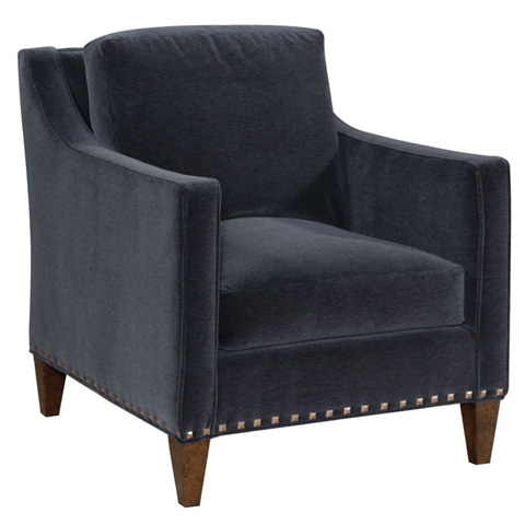 Emerson Bentley - Wakely Club Chair - 3000-01