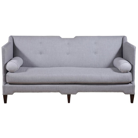 Emerson Bentley - Architectural Bench Seat Sofa - 345-03