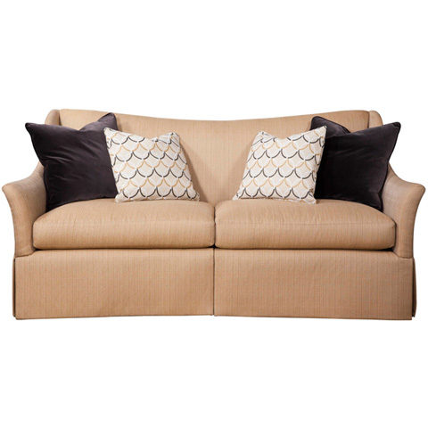 Emerson Bentley - Caris Two Cushion Sofa - 359-03