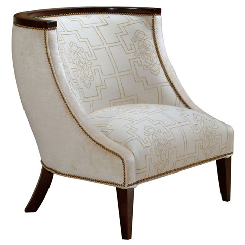 Emerson Bentley - Metro Barrel Chair - 7011-01