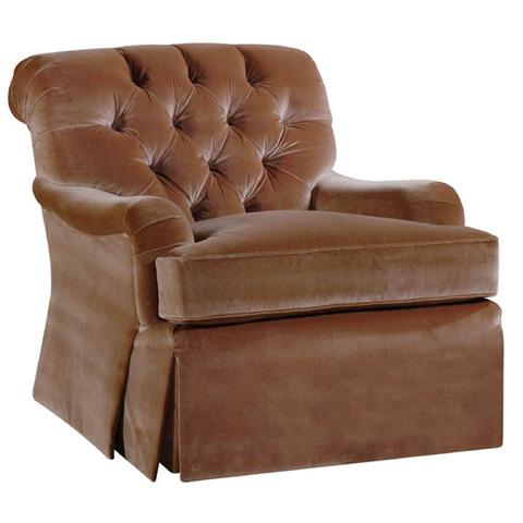Emerson Bentley - Freesia Tufted Club Chair - 7035-01