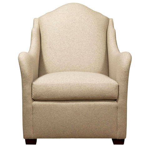 Emerson Bentley - Adele Club Chair - 706-01