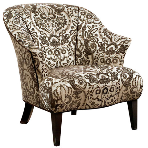 Emerson Bentley - Arlington Club Chair - 717-01