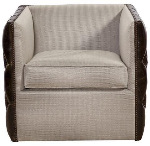 Emerson Bentley - Maxwell Barrel Chair - 762-01