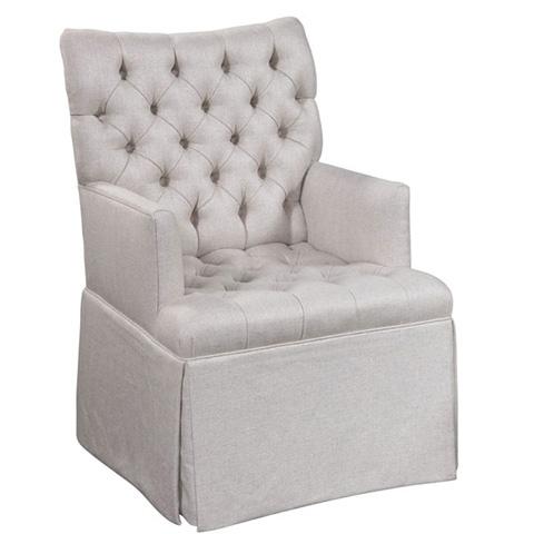 Emerson Bentley - Blake Skirted Arm Chair - 9011-01A