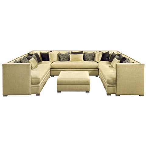 Emerson Bentley - Pristina Five Piece Sectional - 16 SECT
