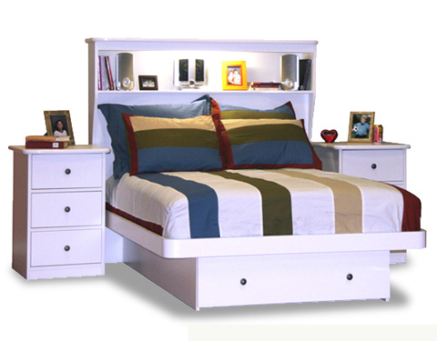 Image of Full Platform Bed