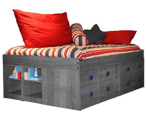 Image of Jr. Captain's Full Bed
