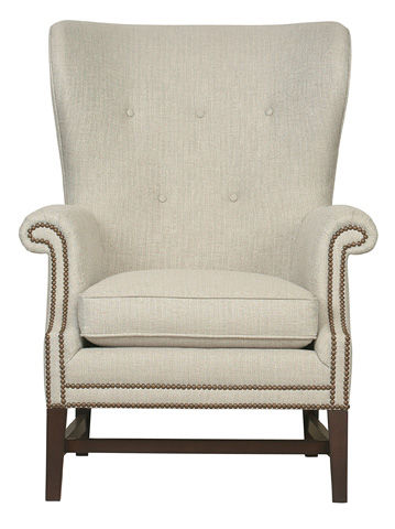 Bernhardt - Tivoli Wing Accent Chair - N1731