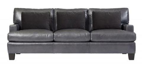 Bernhardt - Denton Leather Stationary Sofa - N6667L