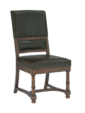 Image of Upholstered Dining Side Chair