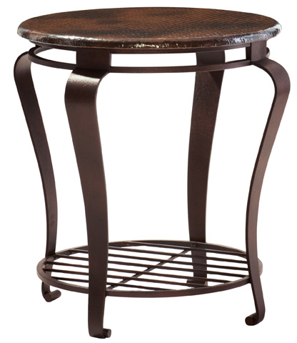 Bernhardt - Round End Table - 477-121