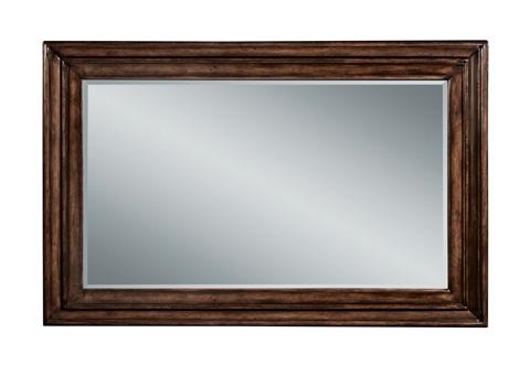 Image of Normandie Manor Landscape Dresser Mirror