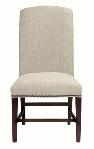 Bernhardt - Hadden Upholstered Dining Side Chair - 319-521
