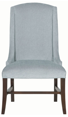 Image of Slope Upholstered Arm Chair