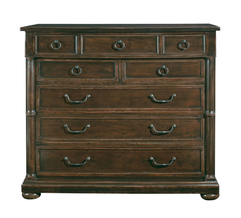 Bernhardt - Vintage Patina Gentlemen's Chest - 322-032B