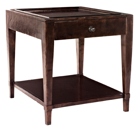 Image of Vintage Patina End Table