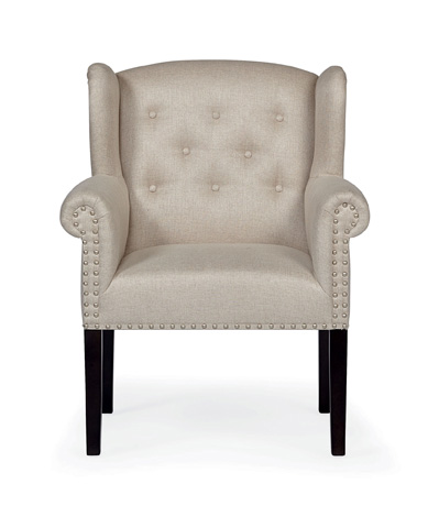 Bernhardt - Bowery Upholstered Arm Chair - 336-544