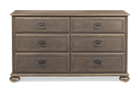 Image of Belgian Oak Dresser