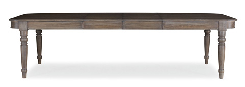 Image of Belgian Oak Rectangular Dining Table