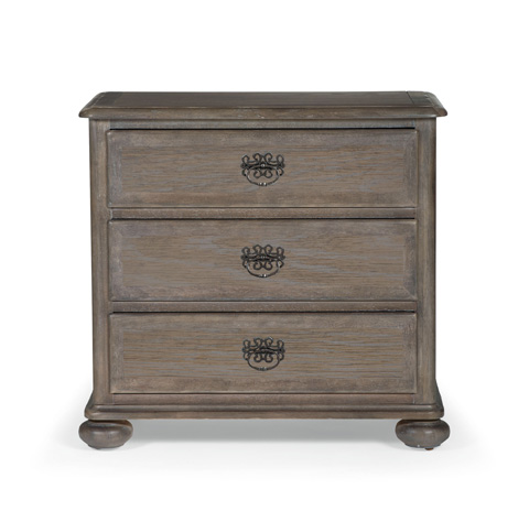 Image of Belgian Oak Nightstand