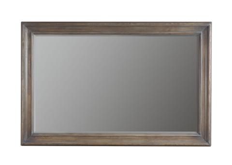 Bernhardt - Belgian Oak Dresser Mirror - 337-331