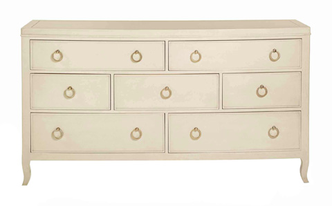 Image of Salon Seven Drawer Dresser