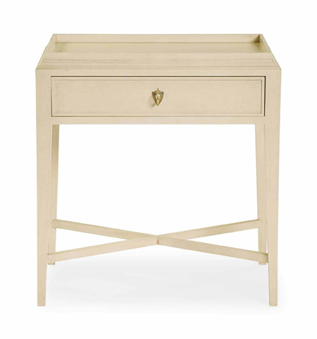 Image of Salon Tray Top Nightstand