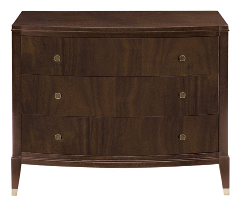 Image of Haven Three Drawer Nightstand