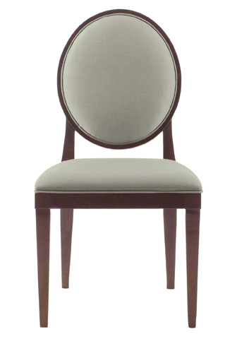 Image of Haven Oval Side Chair
